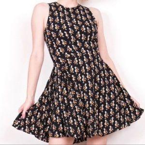 H&M Pelican Dress